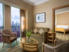 Enjoy 15% Savings in Grand Copthorne Waterfront, Singapore with OCBC Voyage Card