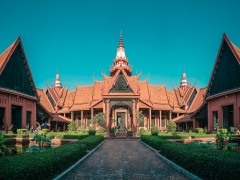 Direct flights from Singapore to Phnom Penh