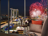 Fireworks by the Bay Offer in Pan Pacific Singapore with Complimentary Breakfast
