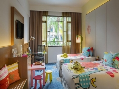 50% off on a Second Room in Swissotel Merchant Court Perfect for the Whole Family