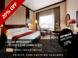 Meritus Club Package in Mandarin Orchard Singapore with Up to 20% Savings