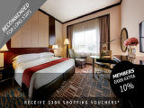 15% Savings With 3-Night Stay in Mandarin Orchard Singapore by Meritus