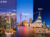 Explore Europe with China Eastern Airlines from SGD225
