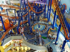 Enjoy Up to 15% Off Adult Entrance Ticket in Berjaya Times Square Theme Park with Maybank