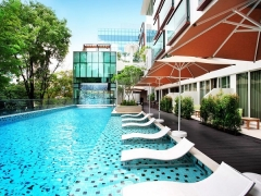 Enjoy Up to 20% Off Best Available Rate in Park Regis Singapore with Maybank