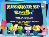 Playdate at Pororo Park Singapore with Up to 20% Off Saver's Pass