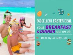 Eggcellent Easter Deal in Participating Centara Hotels & Resorts