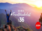 Go On a Travel Wanderlust with AirAsia Flights from SGD36