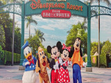 Hong Kong Disneyland Double Fun Package from SGD448 with Cathay Pacific