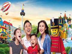 Online Travel Fair   Up to 30% Savings in Legoland Malaysia Admission Tickets
