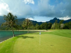 Experience one of Finest Golf in the World with The Danna Langkawi
