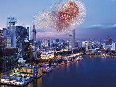 National Day Package - Guaranteed Fireworks View in The Fullerton Hotel Singapore