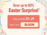 Easter Surprise in Hotels.com with up to 60% Savings in your Bookings