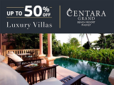 Luxury Phuket Villas Up to 50% Off in Centara Hotels and Resorts