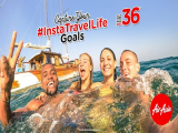 Capture your #InstaTravelLife Goals with AirAsia Flights from SGD36
