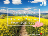 Visit Korea with Asiana Airlines from SGD600