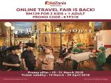 Online Travel Fair Special in KidZania Kuala Lumpur