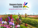 Singapore Garden Festival 2018 with Tickets in Gardens by the Bay from SGD16