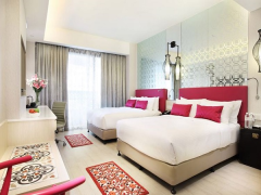 Throwback Family Weekend at Village Hotel Katong from $250++ with Far East Hospitality