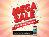 72 Hours only Mega Sale in AirAsia with Bookings on Mobile App