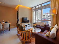 Sweet Suite Deal in Parkroyal Serviced Suites Kuala Lumpur with 25% Savings