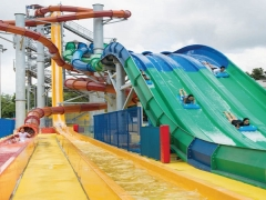 Up to 15% off Day Pass in Wild Wild Wet with DBS Card