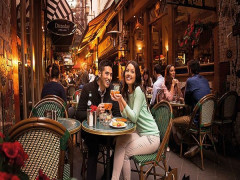 Fly to Melbourne with Singapore Airlines from SGD598