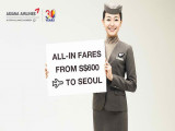 Fly to Seoul from only S$600 with Asiana Airlines and American Express