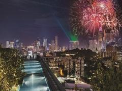 Perfect Weekend Celebration in Hotel Jen Orchardgateway Singapore