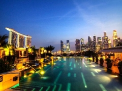 Enjoy a Fourth Night Free in Mandarin Oriental Singapore