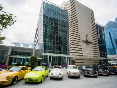 The Fullerton Bay Hotel Concours D' Elegance Package with 15% Savings in Room Rate
