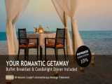 Celebrate Romance in Meritus Pelangi Beach Langkawi