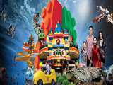 Two-To-Go and Save 28% in Legoland Malaysia Tickets