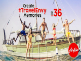 Create Travel Memories with AirAsia from SGD36