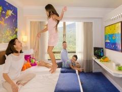 Family Getaway in Holiday Inn Resort Penang
