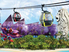 30% off Savings in One Faber Group Attractions with NTUC Card