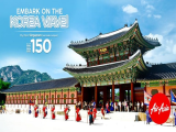 Explore Korea with AirAsia from SGD150