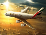 Discover the World with Flights on Emirates from SGD559