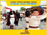 Kids Go FREE in Legoland Malaysia until 13 May 2018