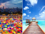 Special Fares For Your Next Vacation with Singapore Airlines from SGD228