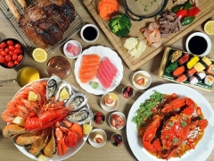 Weekend Staycation in Singapore Marriott Tang Plaza Hotel from SGD330