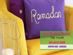 Ramadan Special Room Rate with Up to 30% Savings in A'Famosa Resort