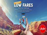 Low Fares Offer with AirAsia Mobile App