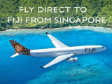 Discover Tropical Paradise in Fiji and Beyond from SGD599 with Fiji Airways