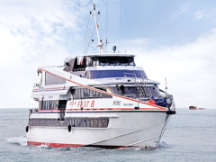 20% off Ferry Return Tickets in Batam Fast Ride with Maybank Card