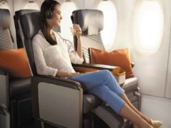 Singapore Airlines Premium Economy Class Offer from SGD958
