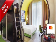 Mastercard® Exclusive: 3D2N Hotel & Multi-Attractions Package (Hotel in Sentosa)