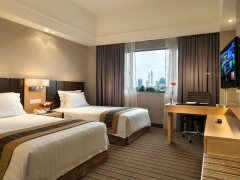 Concorde Hotel Shah Alam and AirAsia Premier Package 3D2N