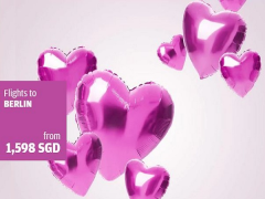 Mother's Day Prices for Two to Europe with Finnair from SGD1,398