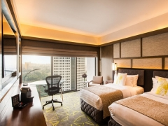 Enjoy up to 15% Savings in Pan Pacific Singapore with HSBC Card